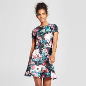 Never worn floral dress!